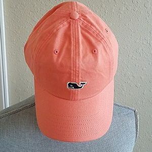 NWT Kids Vineyard Vines Classic Logo Baseball Hat